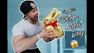 VLOG #007 - OSTER-CHEAT-DAY! | ZUCKERSCHOCK | 1KG-SCHOKOHASE!