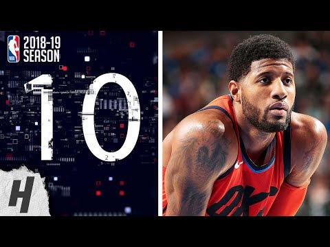 NBA Top 10 Plays of the Night | December 30, 2018