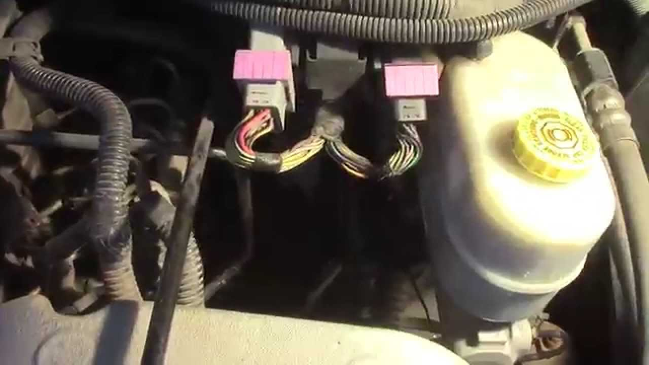 How To Change A 59 Cummins Diesel Fuel Filter Diy Duke Youtube 6 5 Location