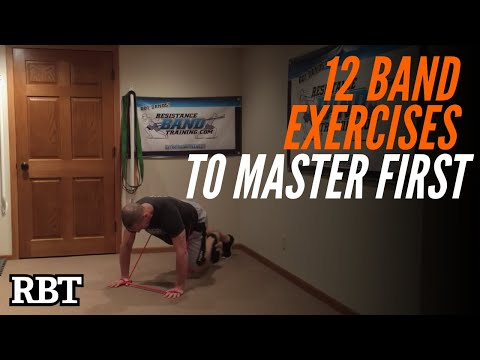 12 Band Exercises YOU Need to Master First