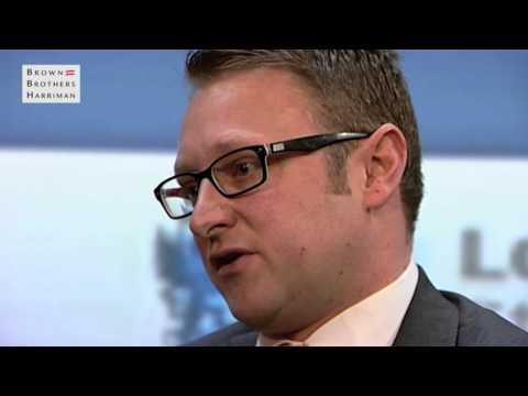 Seán Páircéir and Sean Tuffy | Brown Brothers Harriman | World Finance Videos