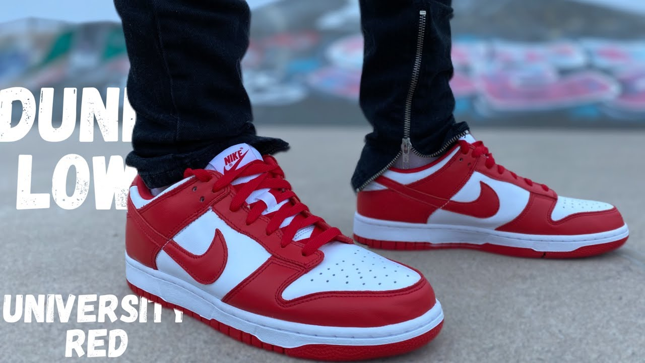 NIKE DUNK LOW ST. JOHNS