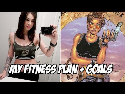 My Fitness Plan and Goals | Skinny to Fit
