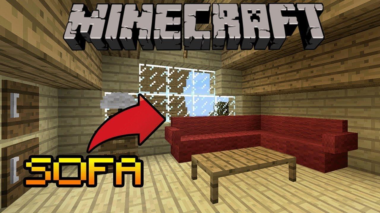 Sofa Minecraft Pe | www.stkittsvilla.com