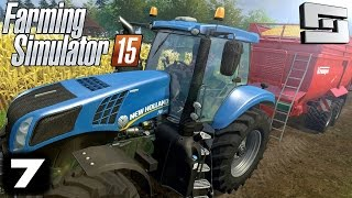 Farming Simulator 2015 :EQUIPMENT! ( Gameplay ) E7