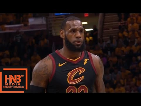 Cleveland Cavaliers vs Boston Celtics 1st Qtr Highlights / Game 3 / 2018 NBA Playoffs