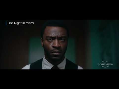 One Night in Miami - Tráiler oficial   Amazon Prime Video