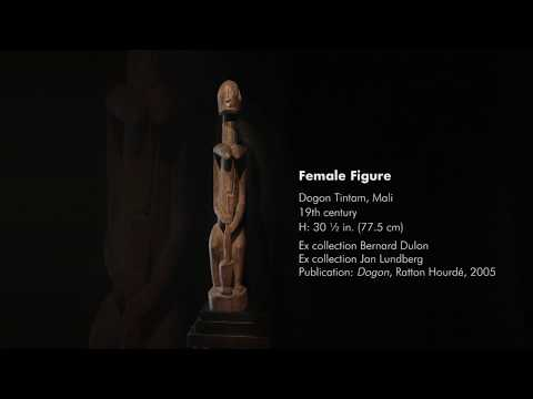 Galerie Flak - Dogon Figure, Mali - Ancient Arts of Africa