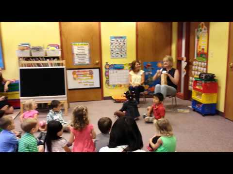 first class with preschoolers acquaintance