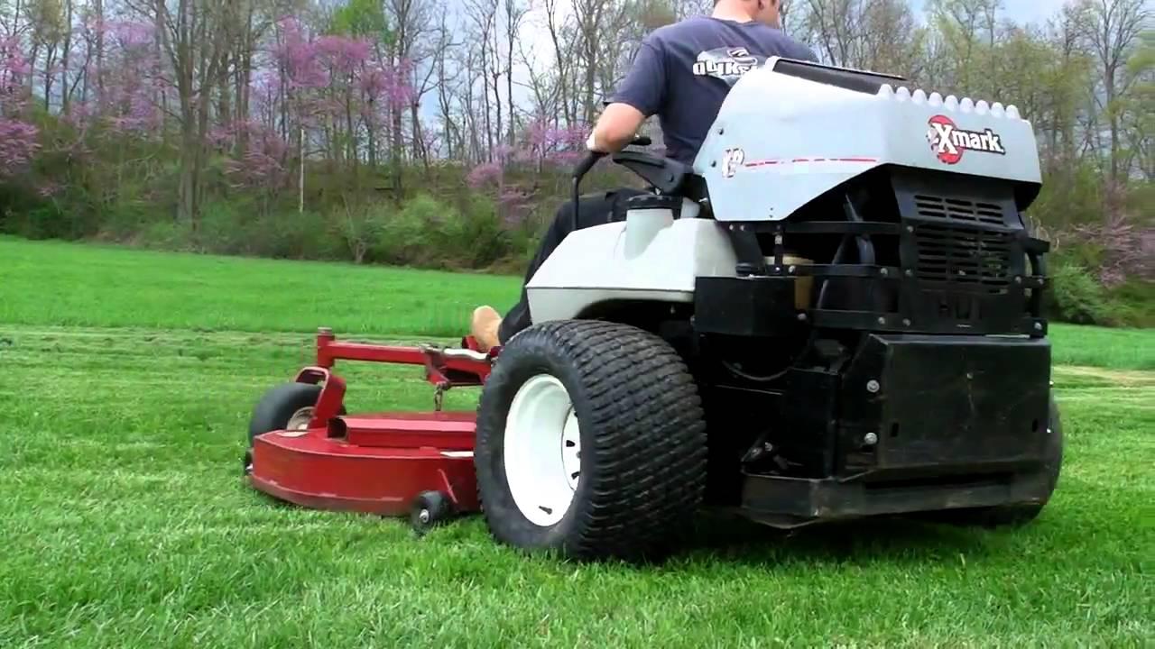 exmark 72 lazer z xp commercial zero turn rider mower youtube