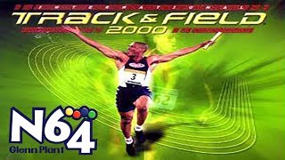 International Track And Field 2000 - Nintendo 64 Review - HD