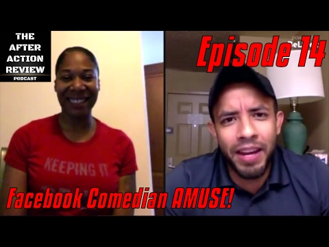 Episode 14 - Facebook sensation Amuse!