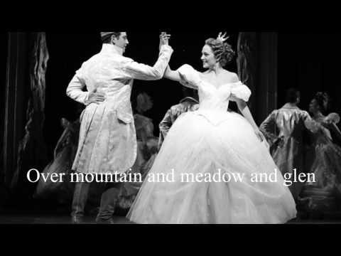 Ten Minutes Ago (Rodgers + Hammerstein's Cinderella - Lyrics)
