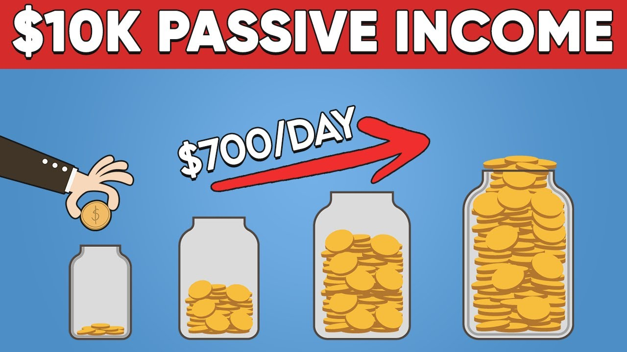 22 Passive Income Ideas  How I Earn 28K Per Month