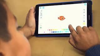 El presidente Mauricio Macri lanza el programa Aprender Conectados en el nivel incial