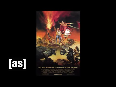 Aqua Teen Hunger Force Colon Movie Now on iTunes! | Aqua Teen Hunger Force | Adult Swim