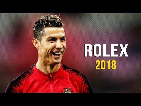 Cristiano Ronaldo 2018 ►Rolex | Skills & Goals | HD|1080p