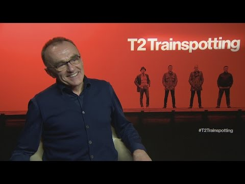 T2: Danny Boyle on nostalgia and being on a path to death