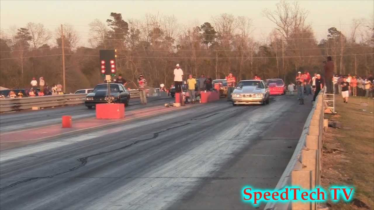 Hubcity drag strip