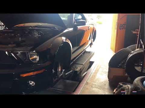 Cambio de disco de freno a un Ford Mustang - 300 mm Nakamoto