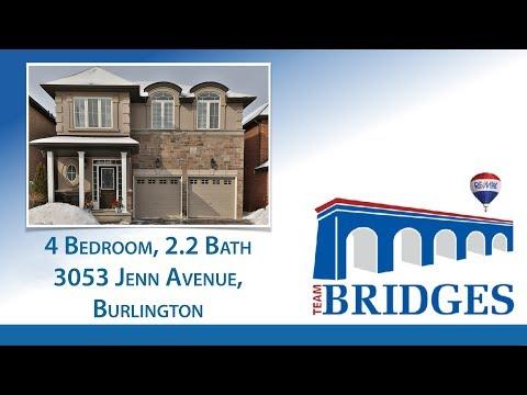 Jenn Avenue | Team Bridges | Burlington Real Estate