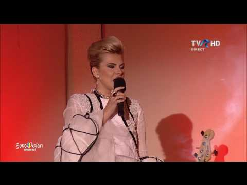 Cristina Vasiu - Diva (Eurovision. sHow-ul!)