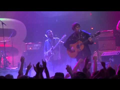 The Front Bottoms - West Virginia- Live at The Majestic  on 10-28-15