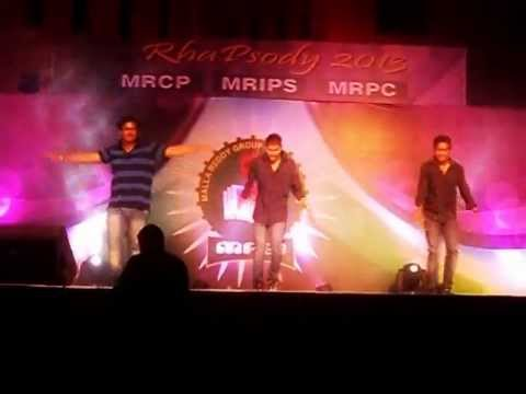 Malla reddy college of pharmacy- MRCP Annual day performance 2013