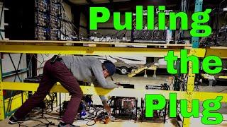 Pulling the Plug on Crypto Mining