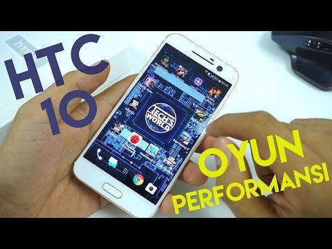 HTC 10 Oyun Performansı