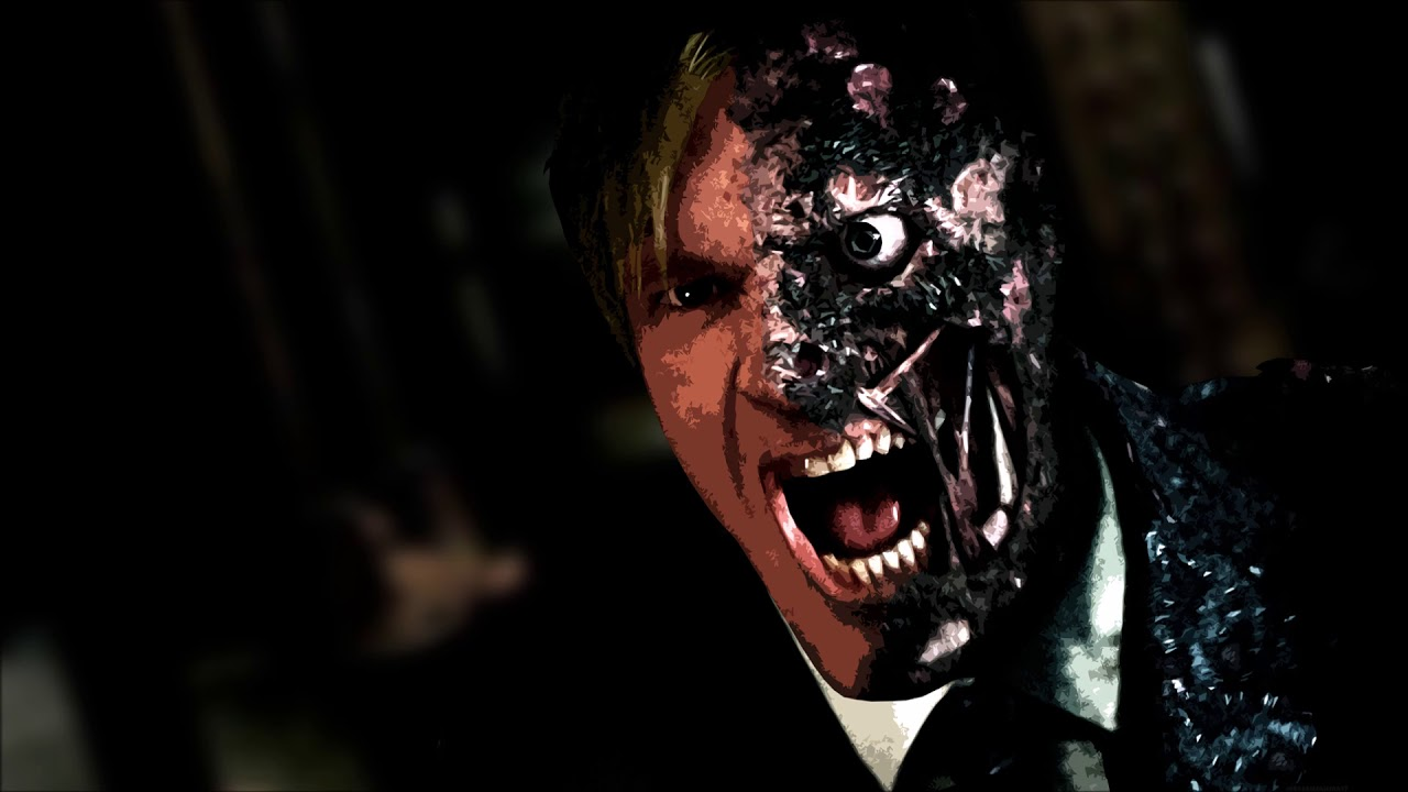 The Dark Knight Soundtrack - Two Face Theme - YouTube