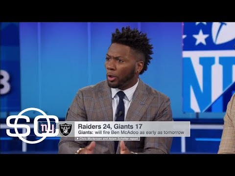Ryan Clark says he'd fire Ben McAdoo tonight | SportsCenter | ESPN