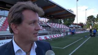 """Jan Vlap: """"Tweede helft niet genoeg afgedwongen"""" (26 september 2015)"""