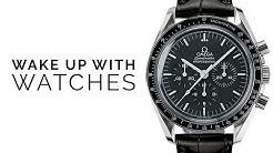 Rolex Daytona & Omega Speedmaster Professional Moonwatch: Luxury Watches From Patek Philippe