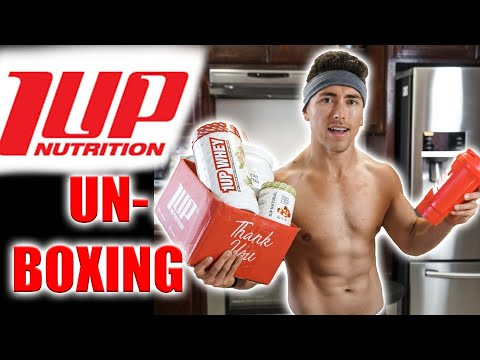 1 Up Nutrition Unboxing | 1 Up Nutrition Protein | 1 Up Nutrition Greens and Reds