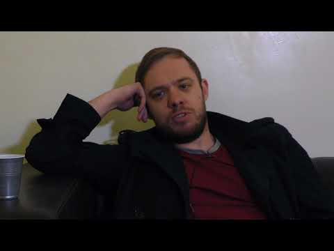 Everything Everything interview - Jonathan (part 1)