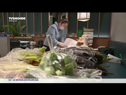 Chine - coronavirus: des restaurants désertés au profit des livraisons