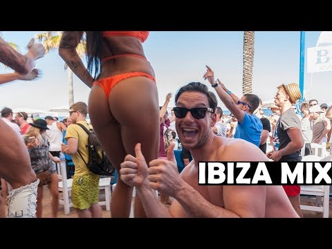 IBIZA SUMMER POOL PARTY DANCE, EDM, CLUB MUSIC MIX 2018