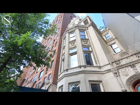 3 Riverside Drive New York NY 10023 / Mansion Upper West Side