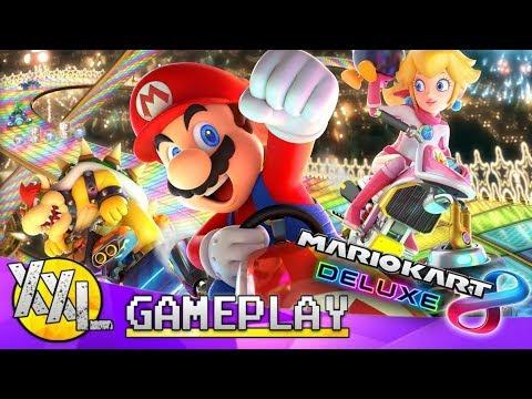 Mario Kart 8 Deluxe - XXLGAMEPLAY
