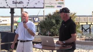 Sperry Charleston Race Week 2017 - Ed Baird Debrief for Thursday