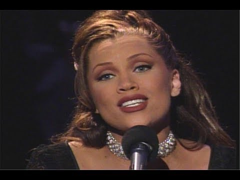 Vanessa Williams - Save The Best For Last (Live @Grammy's 1993)
