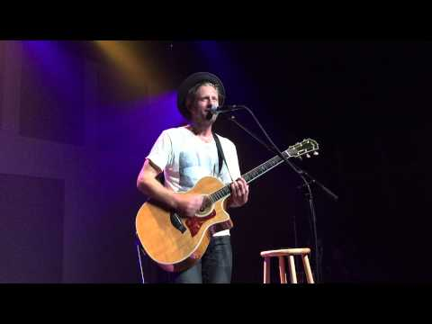 Jon Foreman Solo Act Part 4 [Patron Saint of Rock and Roll] [First time Live]