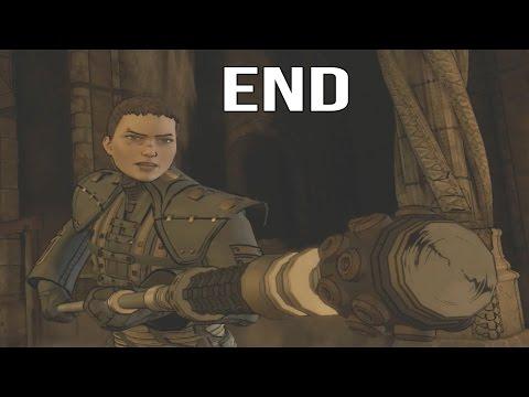 Batman Telltale Episode 5 - Ending and Final Boss Fight
