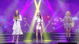 레이디스코드(Ladies Code) - Butterfly Live audio ver. (170107 불후의 …