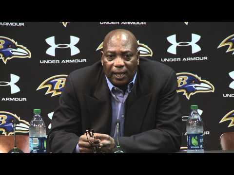 Presser: Ozzie Newsome On Why Ravens Traded Out Of 1st Round