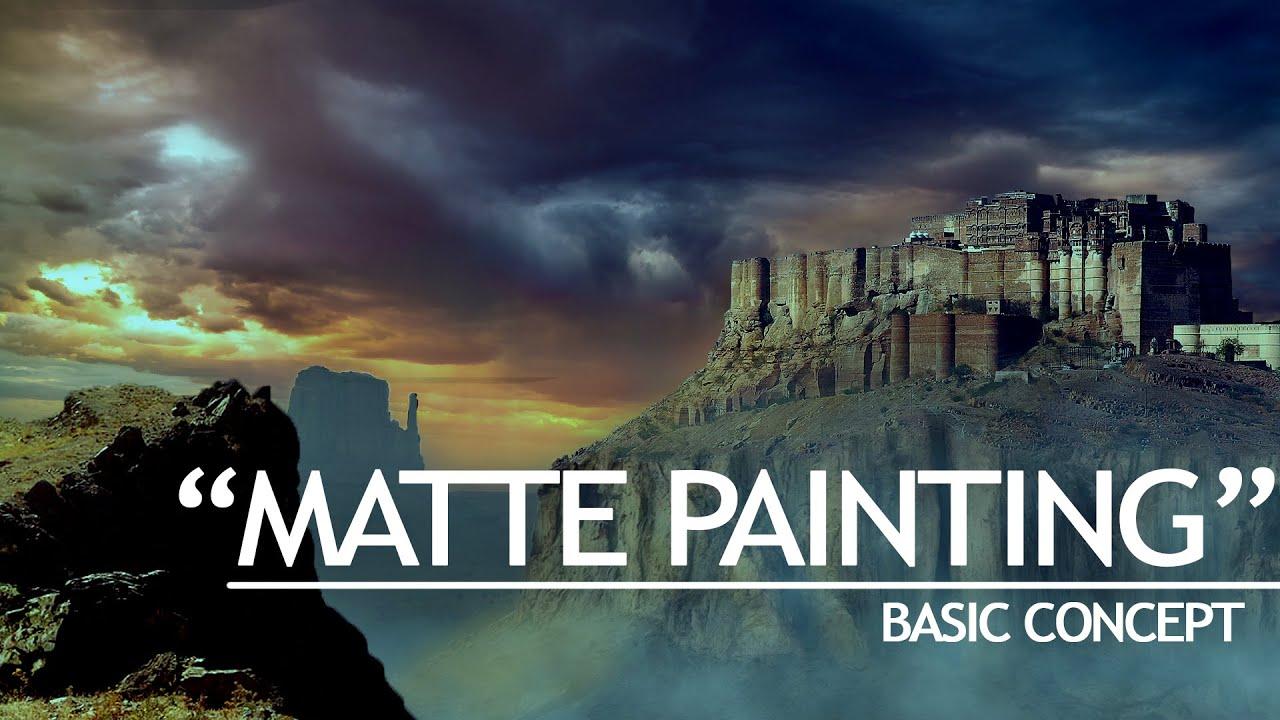Photoshop manipulation tutorial matte painting tutorial basic photoshop manipulation tutorial matte painting tutorial basic concept youtube baditri Gallery