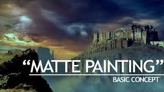 Photoshop manipulation tutorial | Matte Painting tutorial | Basic Concept