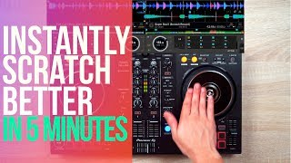 5 SCRATCH DJ TIPS YOU NEED TO KNOW