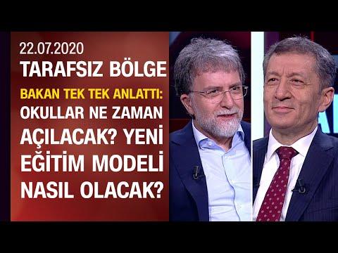 Milli Eğitim Bakanı Ziya Selçuk yeni eğitim modelini Tarafsız Bölge'de anlattı - 22.07.2020
